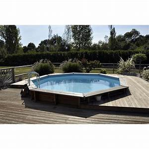 piscine semi enterree pas cher wasuk With piscine en bois semi enterree pas cher