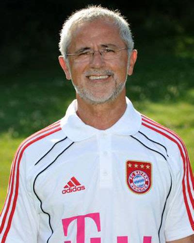 Fc bayern wouldn't be the club we all love today without gerd müller. Gerd Müller
