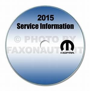 2015 Dodge Journey Repair Shop Manual Cd