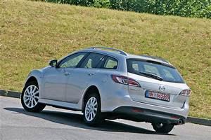 Mazda 6 Kombi Diesel : gebrauchter mazda6 im test bilder ~ Kayakingforconservation.com Haus und Dekorationen