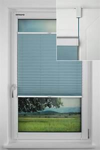 Sichtschutz Dachfenster Ohne Bohren : plisee rollos sensuna plissees f r jeden zweck ~ Bigdaddyawards.com Haus und Dekorationen