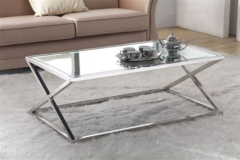 Contemporary Glass Coffee Tables Adding More Style Into