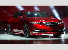 Concept to Reality Acura TLX Prototype vs TLX GT Racer
