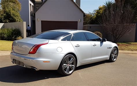 jaguar xj supersport  supercharged swb