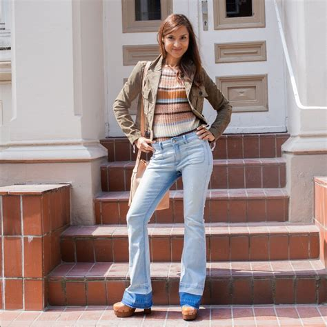 Er Jahre Style by Get The Look 70er Style Richtig Tragen Two For Fashion