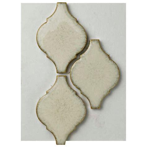 merola tile arabesque selene porcelain mosaic tile 3 in