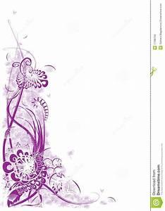 Abstract Purple Corner Royalty Free Stock Image - Image ...