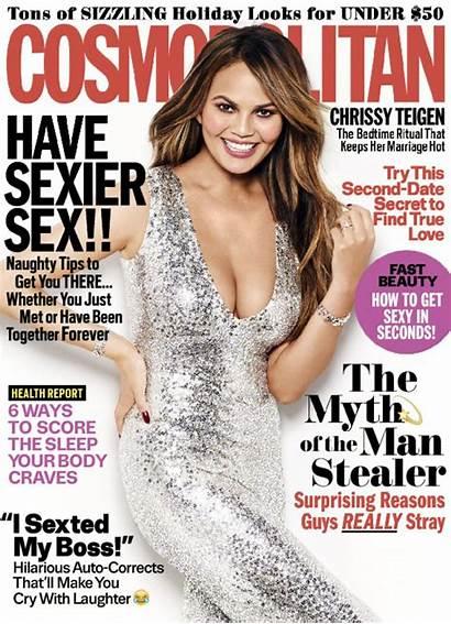 Cosmopolitan Magazine December Issue