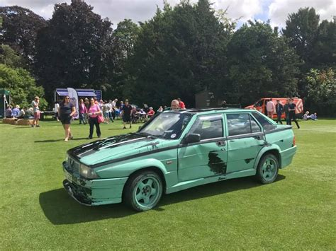 Top Gear Alfa Romeo Challenge by Minty The Top Gear Alfa Romeo 75 Home