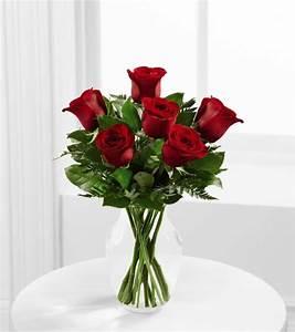Half Dozen Roses In Miami  Fl