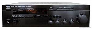 Yamaha Rx-385 - Manual - Am  Fm Stereo Receiver