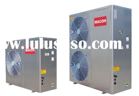 Low Temp Air Source Heat Pump