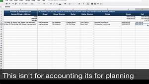 Excel Client Tracking Template Real Estate Transaction Tracker Spreadsheet Template