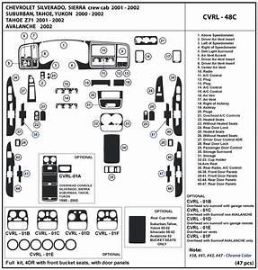 Chevrolet Silverado 01