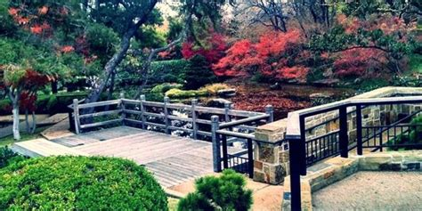 Japanese Garden Fort Worth by Fort Worth Botanic Garden Weddings Get Prices For