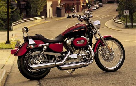 harley davidson sportster 883 harley davidson xl883c sportster 883 custom 2003 1 800