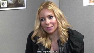 Olivia D'Abo Interview - Conan The Destroyer, Star Wars ...