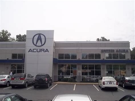 Acura Deler by Spitzer Acura Car Dealership In Mcmurray Pa 15317