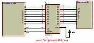 74hc245 Ic Pinout  Specs  Equivalent  U0026 Datasheet