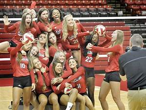 Nebraska ranked No. 1 to start college volleyball season ...
