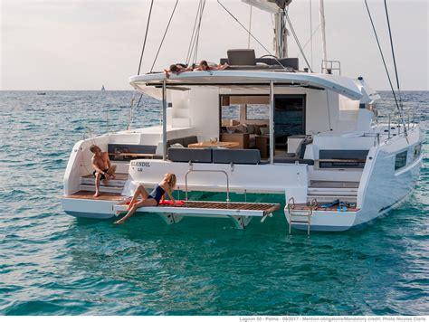 cuisine le gal lagoon catamaran vente location construction de catamaran et de bateau de luxe 50
