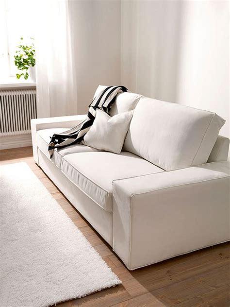 ikea white slipcover ikea kivik 3 seater sofa cover white slipcover custom sofa slipcovers to your personality