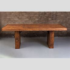 Exclusive Wooden Table (2×09m) 810 Seater With Legs