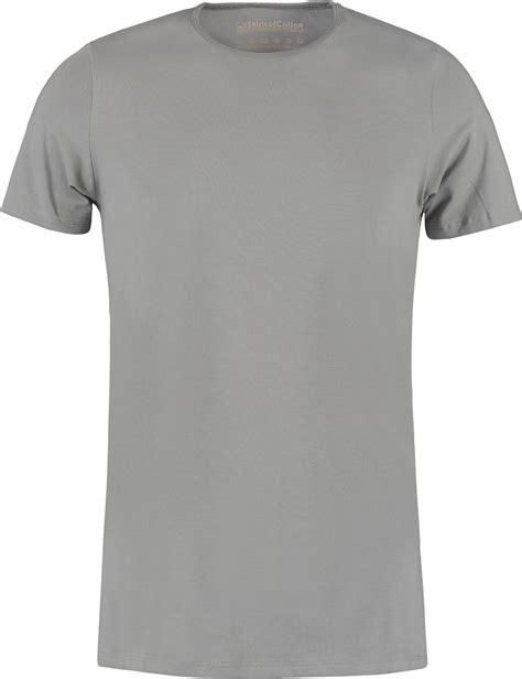 perfect grey crew neck  shirt  shirtsofcotton