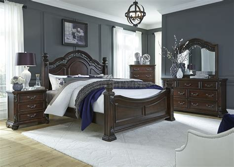 messina estates bedroom collection   liberty furniture