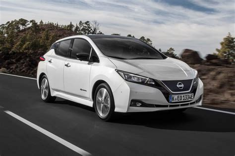 nissan leaf  road test road tests honest john