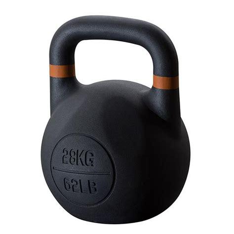 kettlebell competition grade 28kg 62lb kettlebells fitness