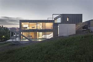 Häuser Am Hang Bilder : leben am hang moderne einfamilienh user ~ Eleganceandgraceweddings.com Haus und Dekorationen