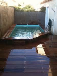 piscine semi enterr 233 e sur piscine lareduc