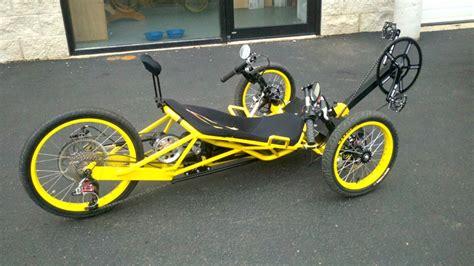 50mph Electric Trike