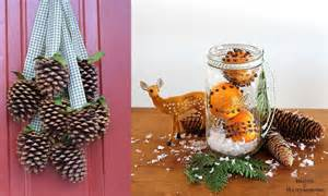 Decorative Nuts by The Most Beautiful Natural Christmas Decorations 16