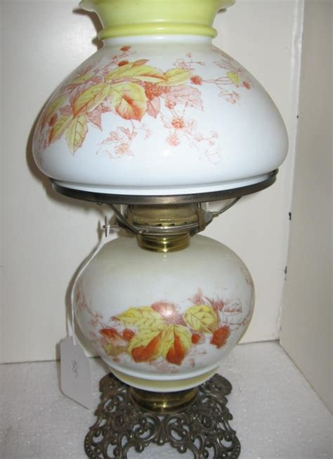 kerosene l shades pittsburgh kerosene l with matching painted base