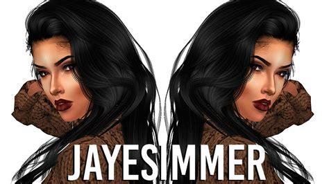The Sims 4 Subscriber Showcase Jayesimmer + Full Cc List