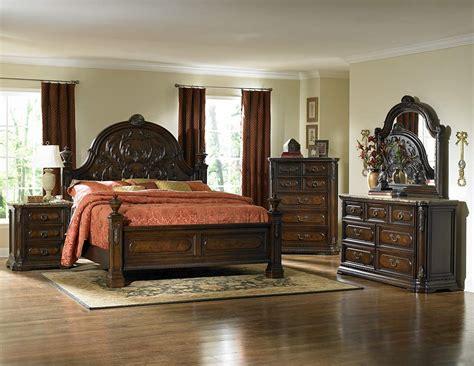 Cherry Wood Bedroom Furniture