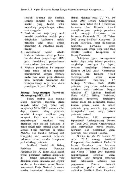 JURNAL PDP VOL 4 NO 2 Benny Agus Setiono Strategi