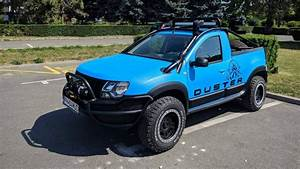 Dacia Pick Up Prix : rare dacia duster pickup gets off road makeover ~ Medecine-chirurgie-esthetiques.com Avis de Voitures