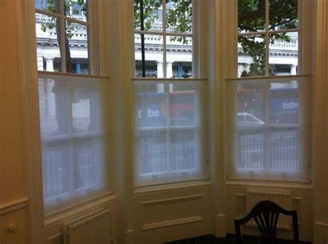 bottom  roller blinds  alternative  cafe shutters
