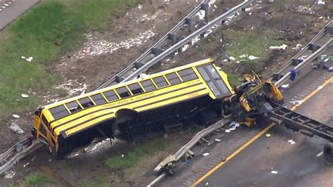 At Least 2 Dead, Many Injured In New Jersey School Bus