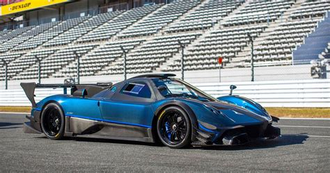 Pagani Zonda Revolución: Costs, Facts And Figures | HotCars