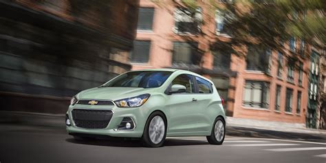How Many Airbags Chevrolet Spark Safety Features