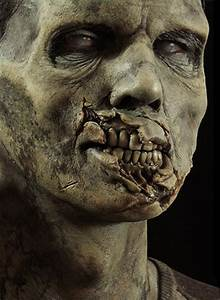 Silicone Zombie Mouth Reusable Prosthetic - Ready to Use ...