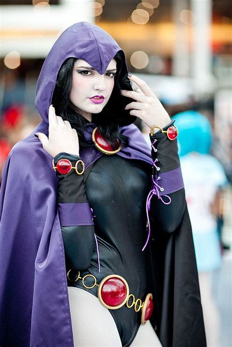 133 best raven cosplay images on pinterest