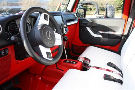 jeep truck concept interior jeep unveils 2 concept pickups at the easter jeep safari