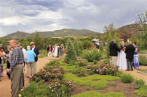 host an event santa fe botanical garden