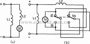 Dc Compound Motor Commutation Circuit