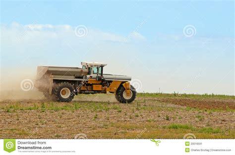 lime spreading field truck farm preview dreamstime